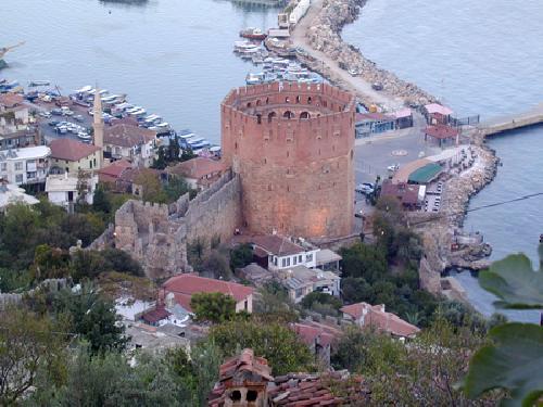 Antalya-Alanya-Gazipasa hotel-transfer